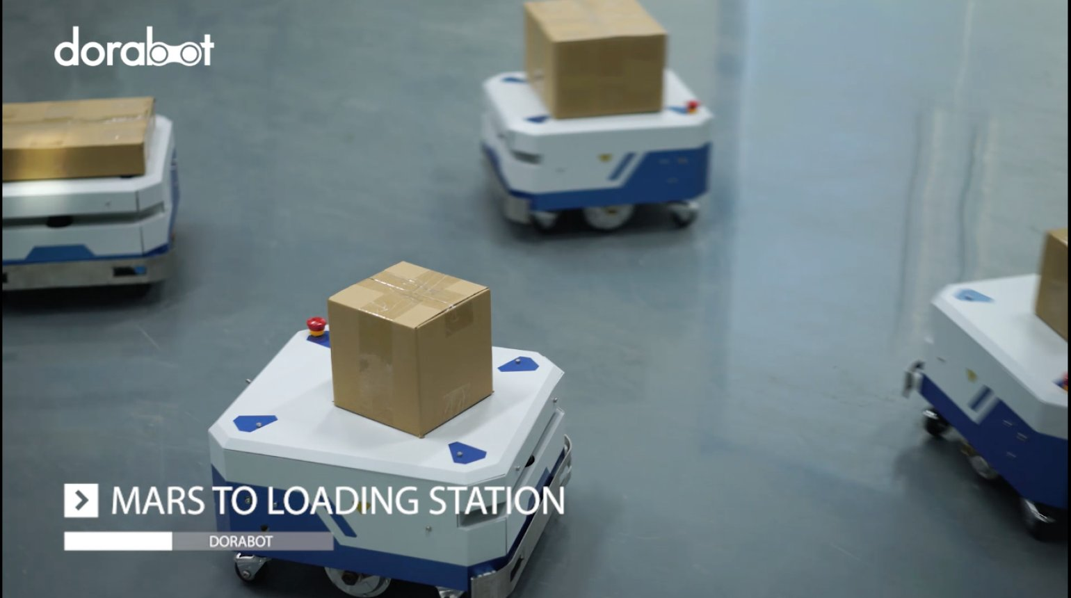 Dorabot: Products & Solutions Promo Trailer