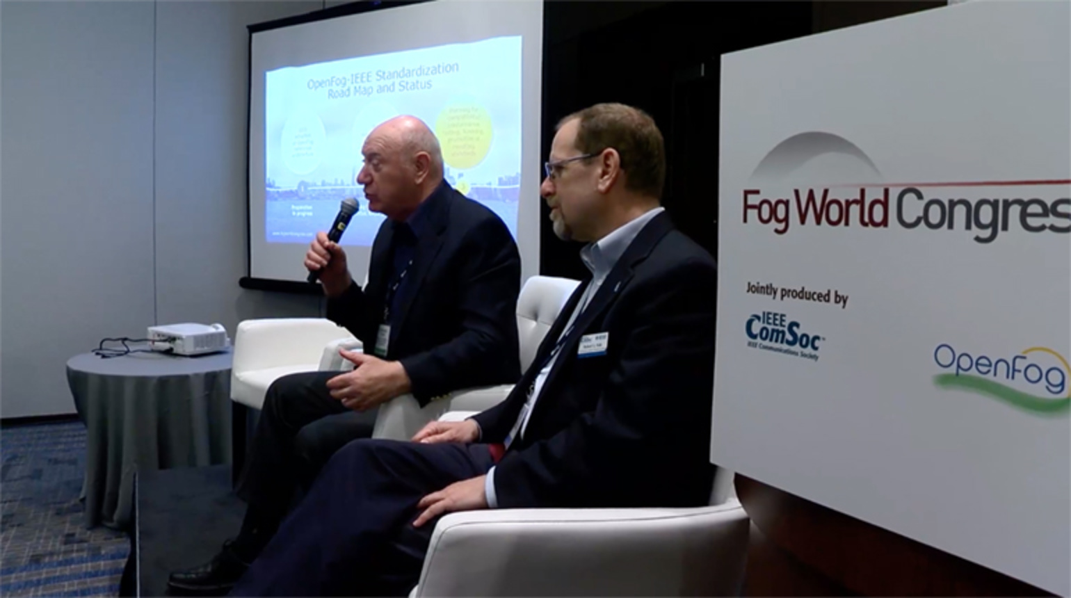 Fog Computing on the Horizon - Fog World Congress