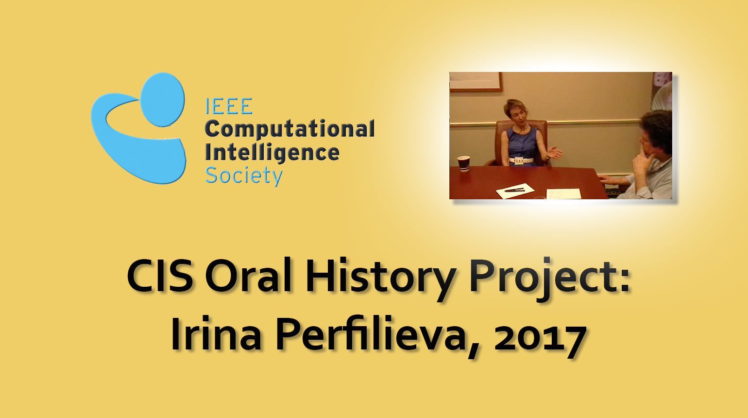 Interview with Irina Perfilieva, 2017: CIS Oral History Project