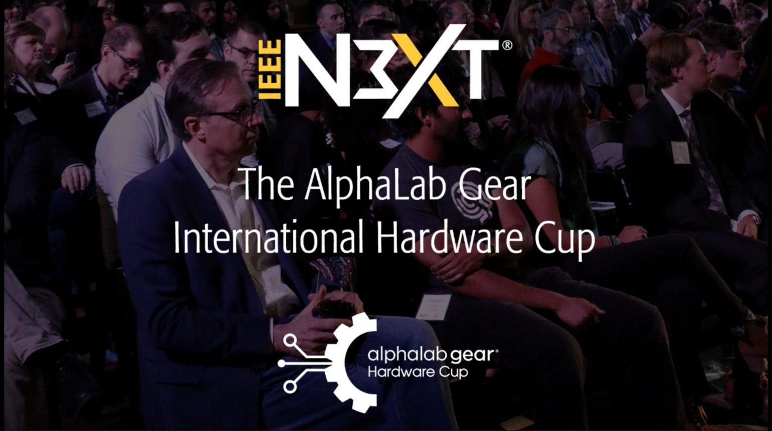 The 2018 AlphaLab Gear Hardware Cup International Finals