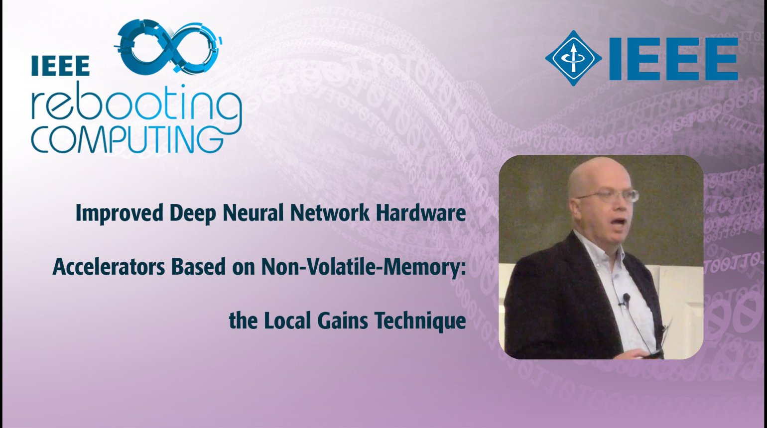 Improved Deep Neural Network Hardware Accelerators Based on Non-Volatile-Memory: the Local Gains Technique: IEEE Rebooting Computing 2017