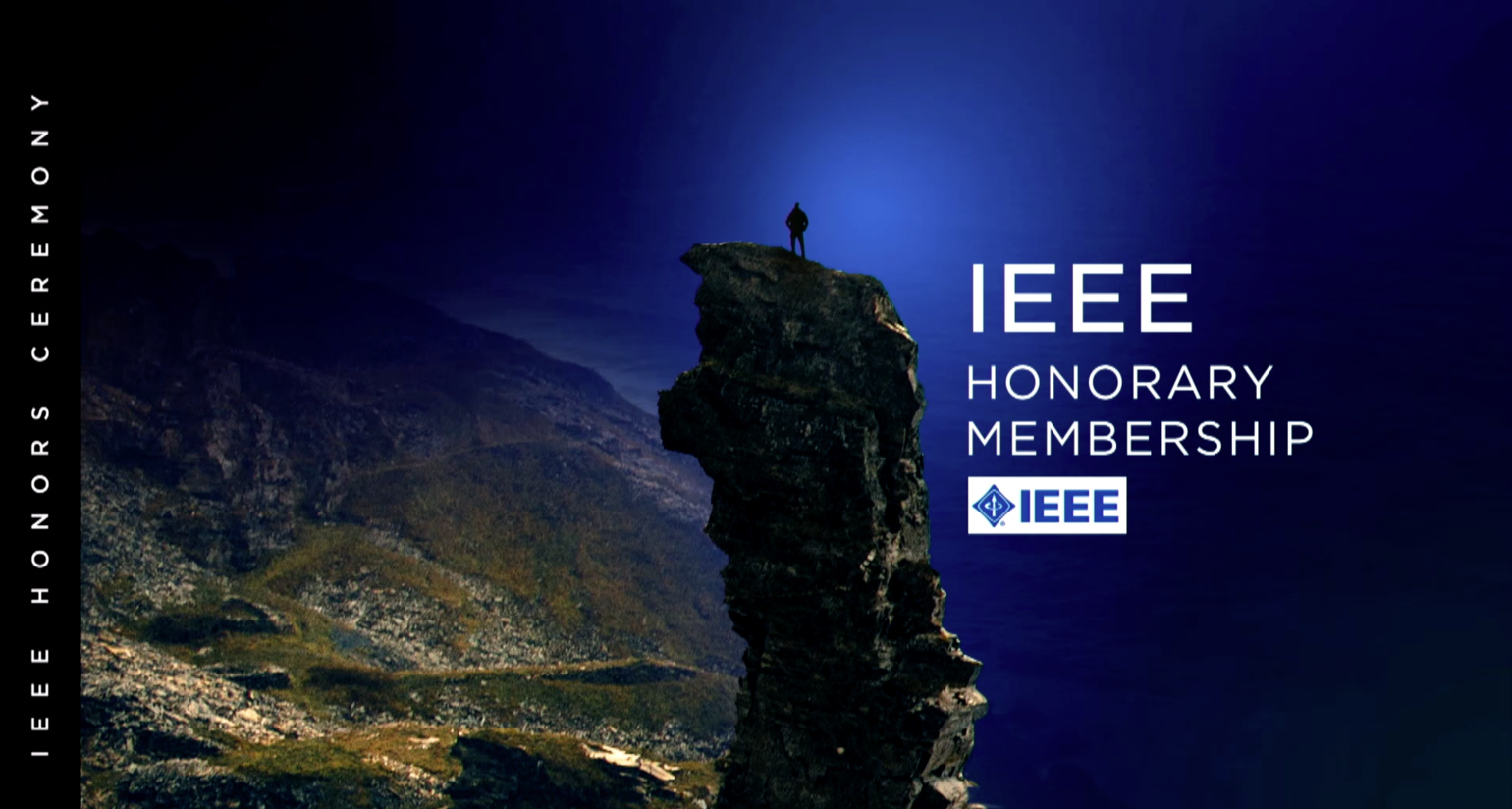 IEEE Honorary Membership - Anton Zeilinger and Mike Lazaridis - 2018 IEEE Honors Ceremony