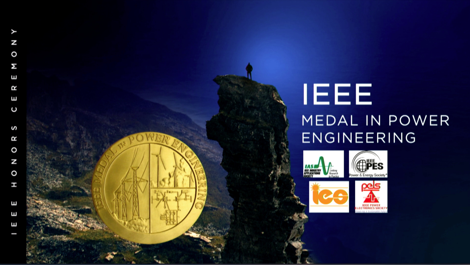 IEEE Medal in Power Engineering - Hirofumi Akagi - 2018 IEEE Honors Ceremony