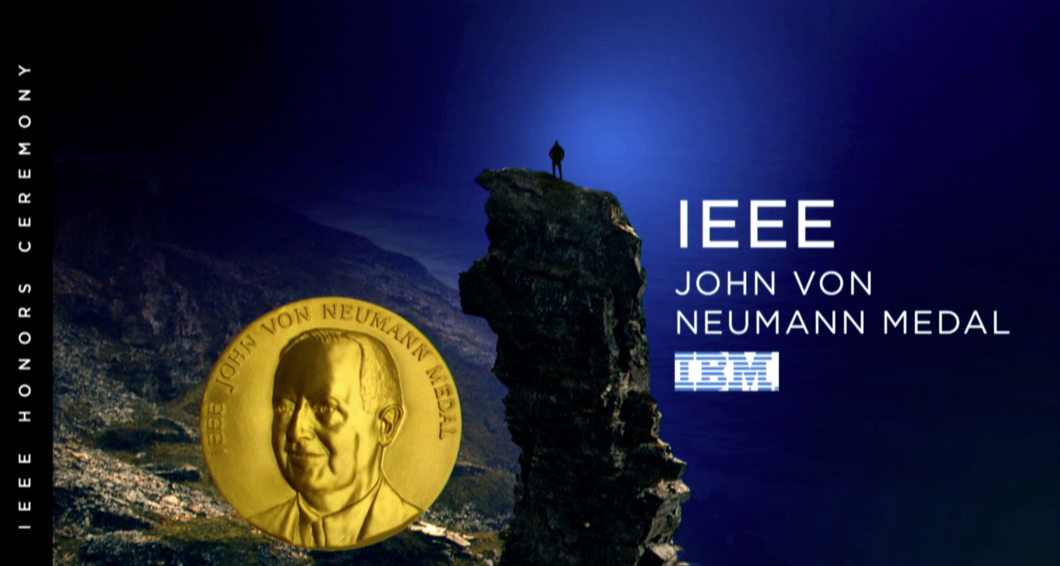 IEEE John von Neumann Medal - Patrick Cousot - 2018 IEEE Honors Ceremony