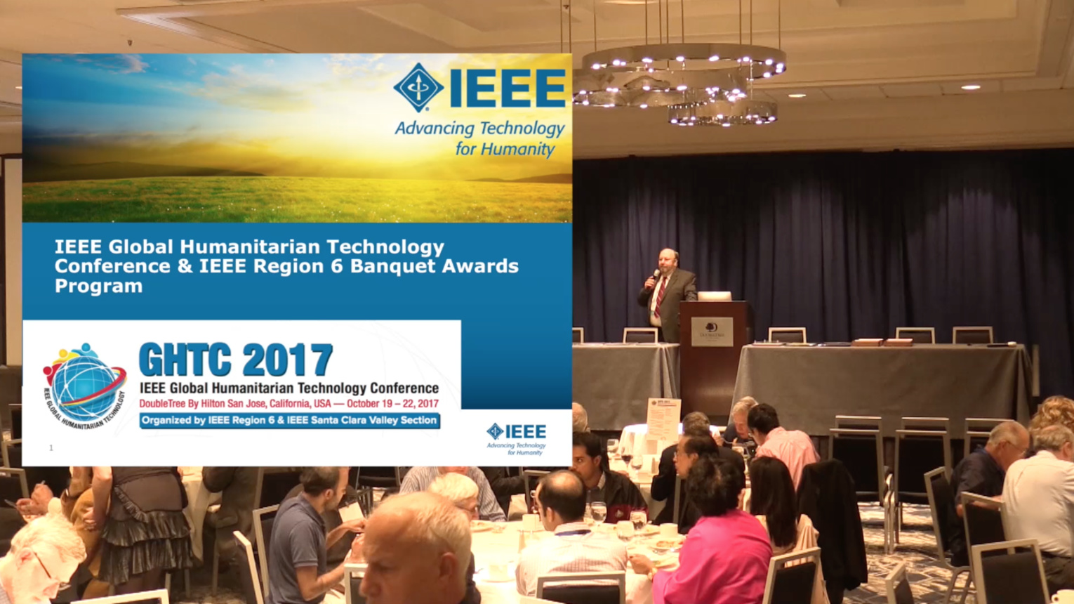 Awards Program - Global Humanitarian Technology Conference, GHTC 2017