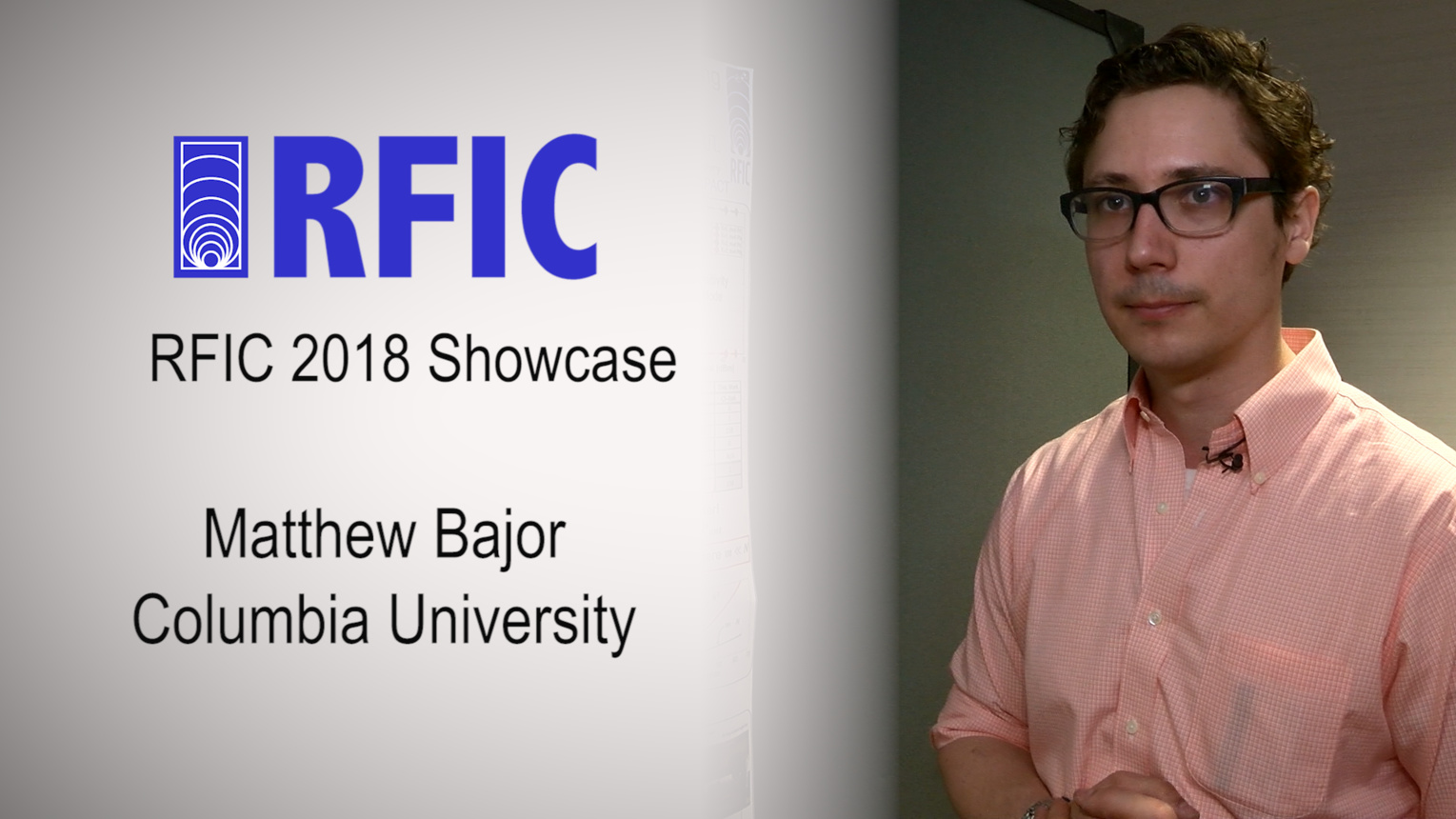 8-Element, 1-3GHz Direct Space-to-Information Converter - Matthew Bajor - RFIC Showcase 2018