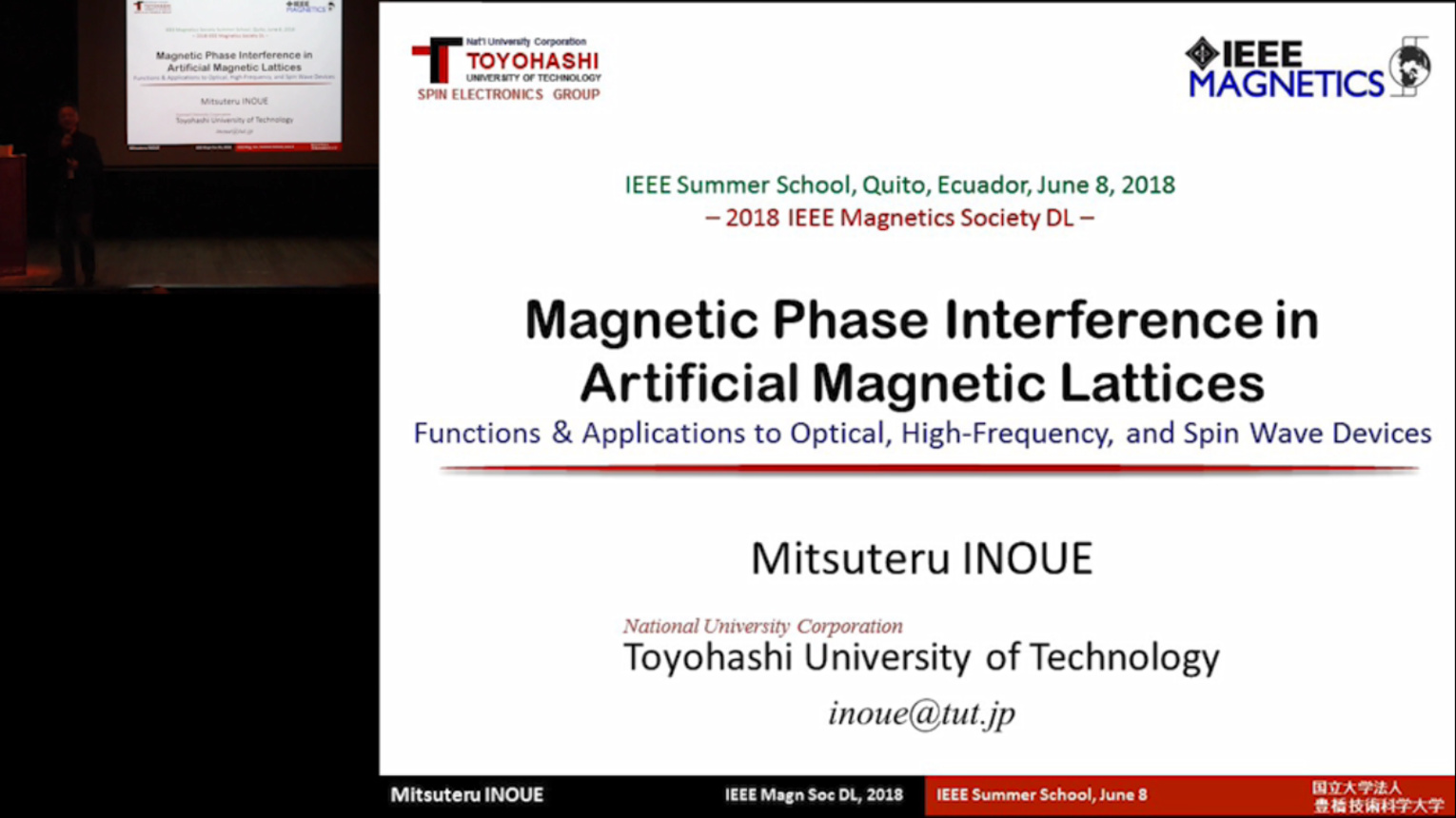 IEEE Magnetics Society