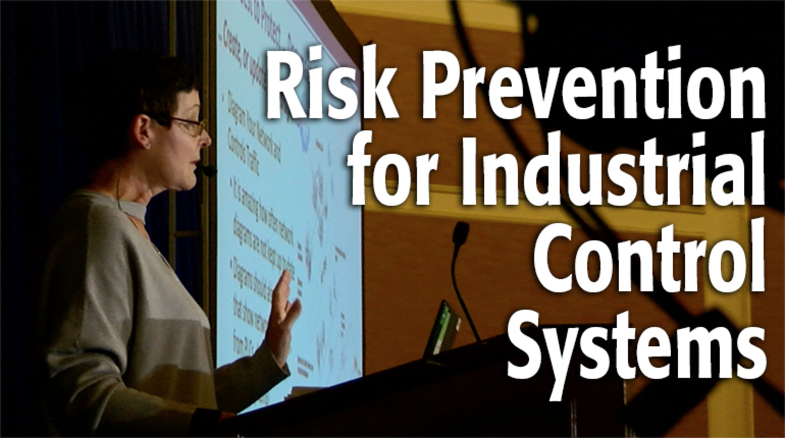 Risk Prevention for Industrial Controls: IECON 2018