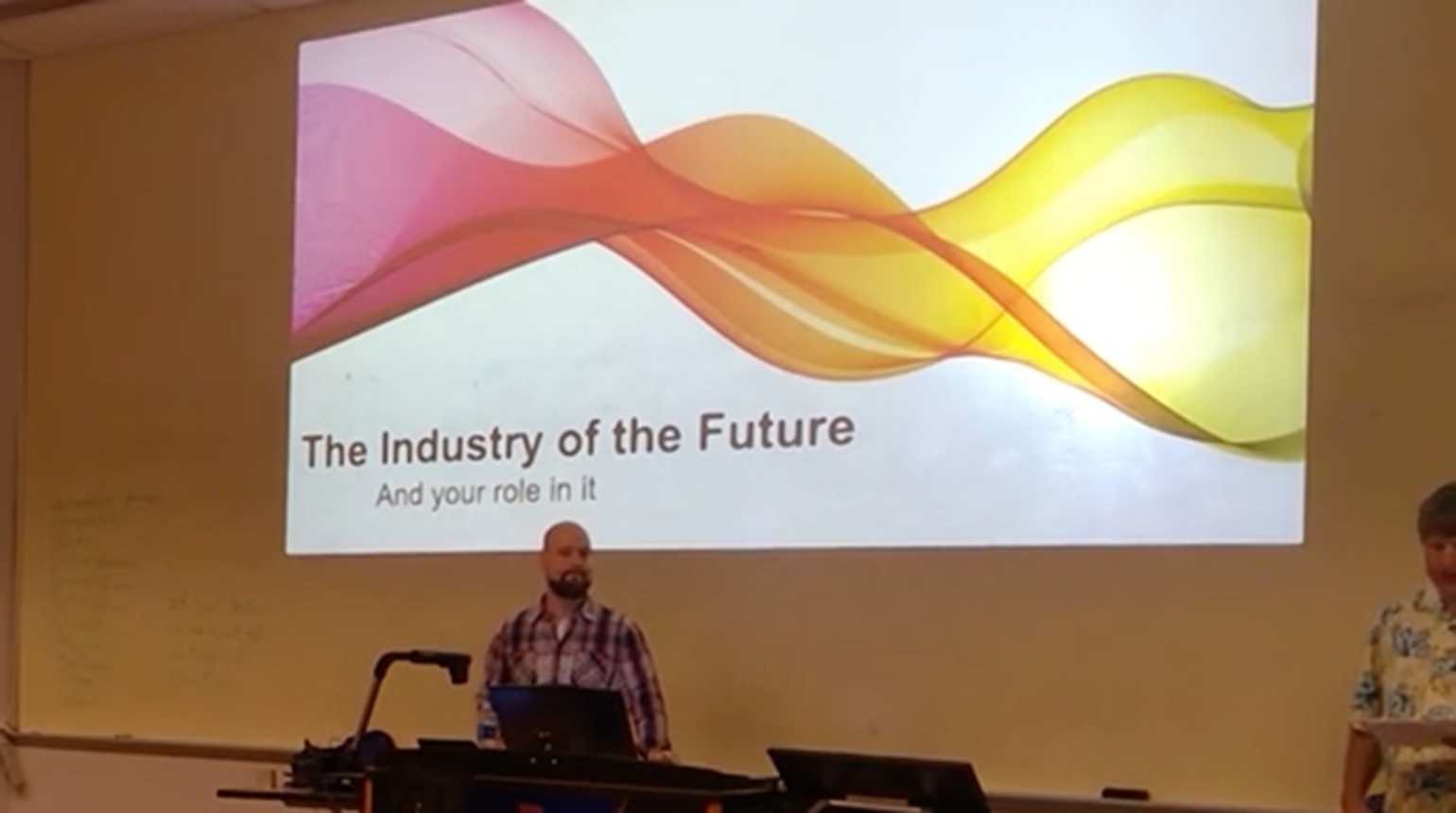 VR - The Industry of the Future and Your Role in it