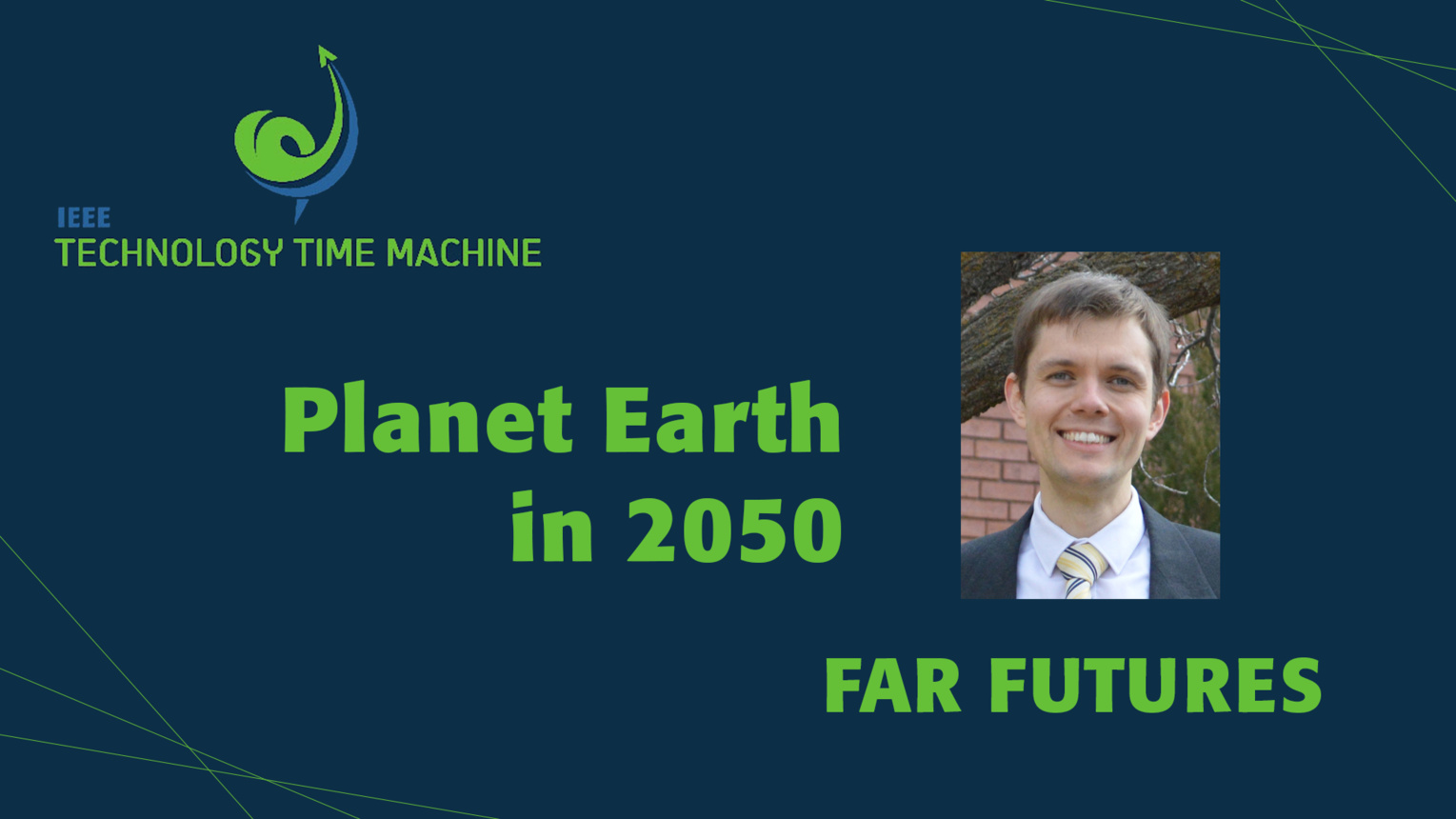 Conrad Rosenbrock: Far Futures Panel - TTM 2018