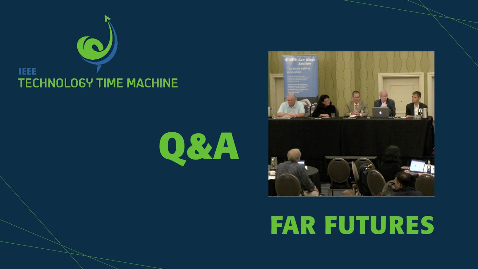 Q&A: Far Futures Panel - TTM 2018