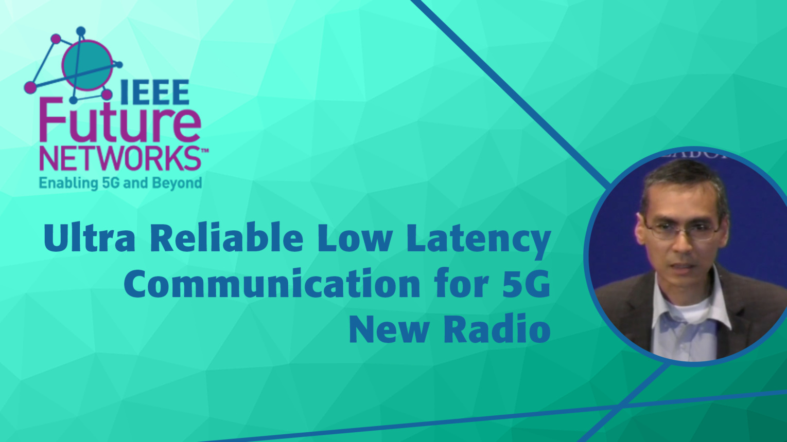 Ultra Reliable Low Latency Communication for 5G New Radio - Rapeepat Ratasuk - 5G Technologies for Tactical and First Responder Networks 2018