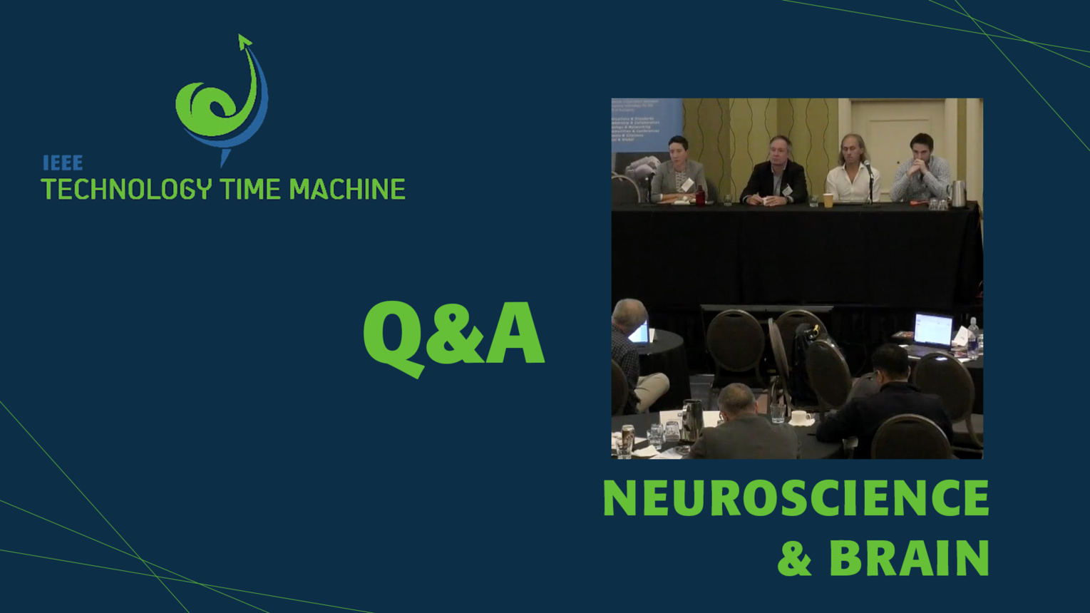Q&A: Neuroscience and Brain Panel - TTM 2018