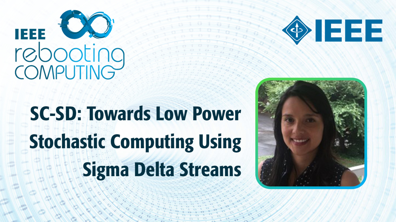 SC-SD: Towards Low Power Stochastic Computing using Sigma Delta Streams - Patricia Gonzalez-Guerrero - ICRC 2018