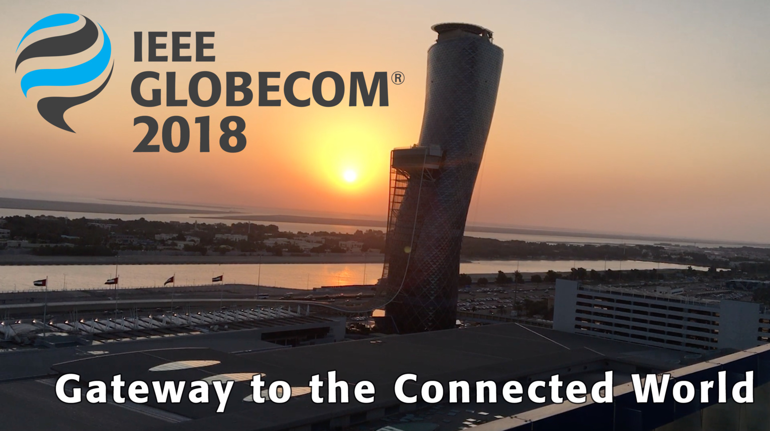 GLOBECOM - Gateway to the Connected World