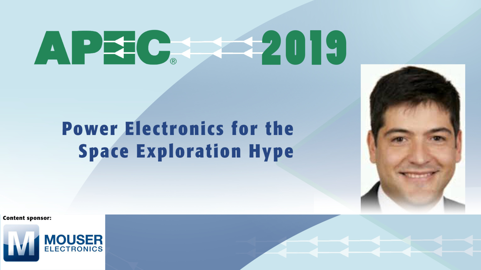 Power Electronics for the Space Exploration Hype: APEC 2019