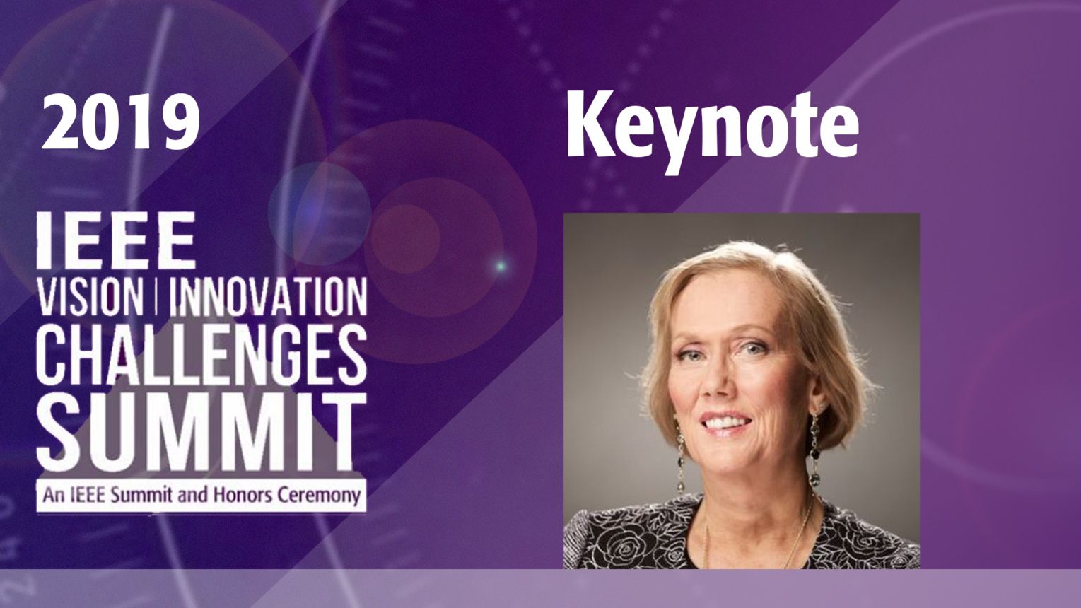 Keynote: Telle Whitney - VIC Summit 2019