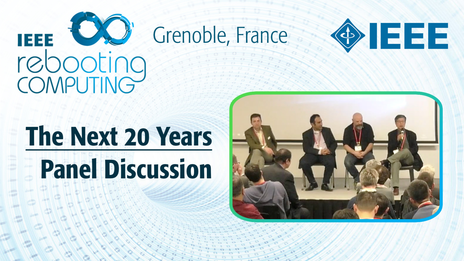 Panel Discussion: The Next 20 Years - INC 2019