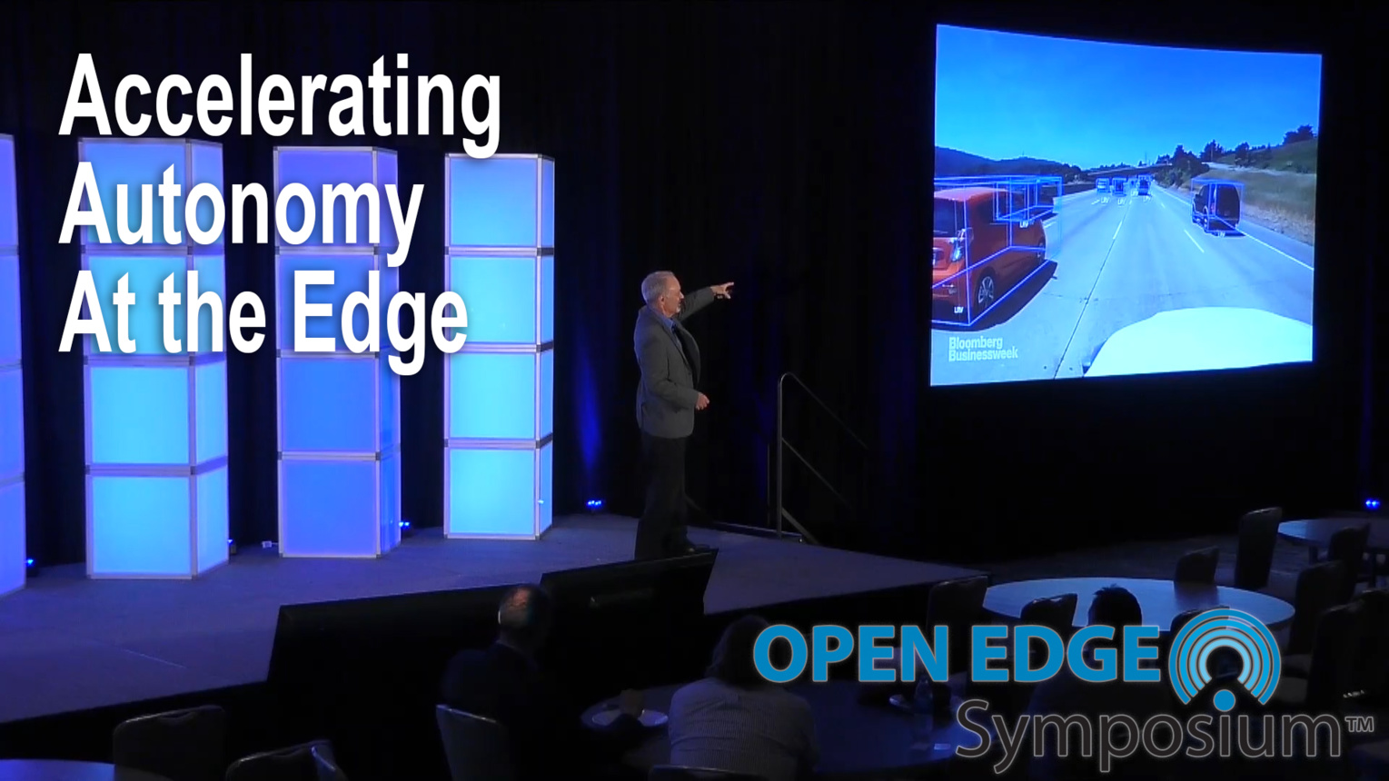 Accelerating Autonomy at the Edge - Stan Schneider at Fog World Congress 2018