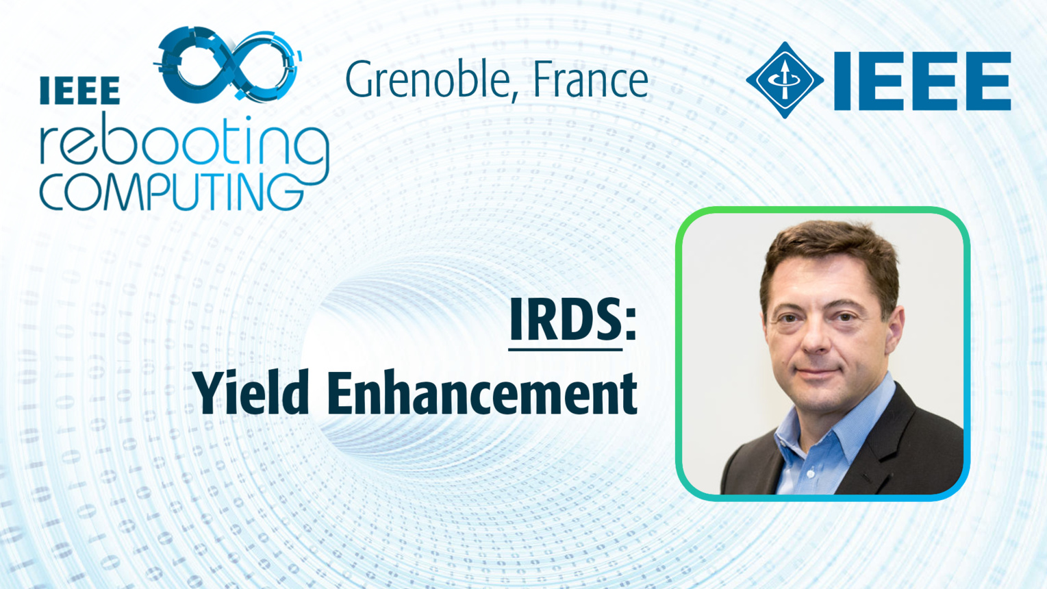 IRDS: Yield Enhancement - Slava Libman at INC 2019