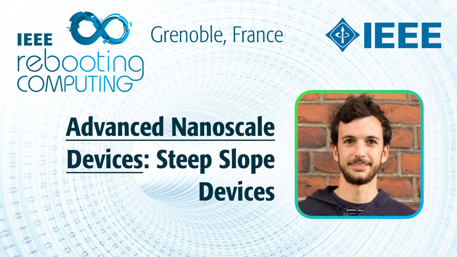Steep Slope Devices: Advanced Nanodevices - Nicolo Oliva at INC 2019