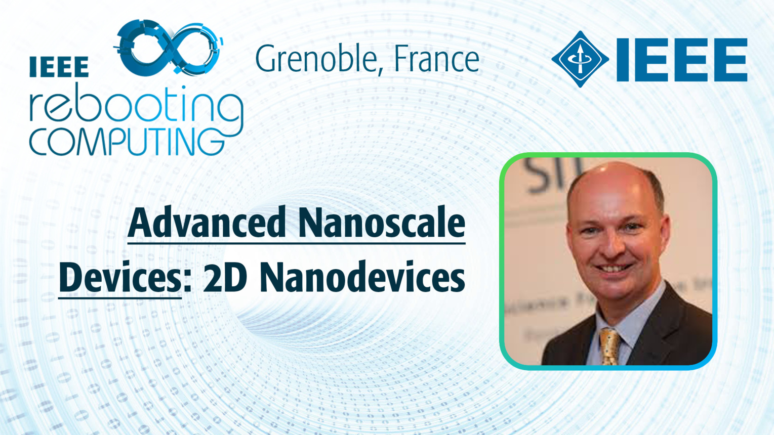 2D Nanodevices - Paul Hurley at INC 2019