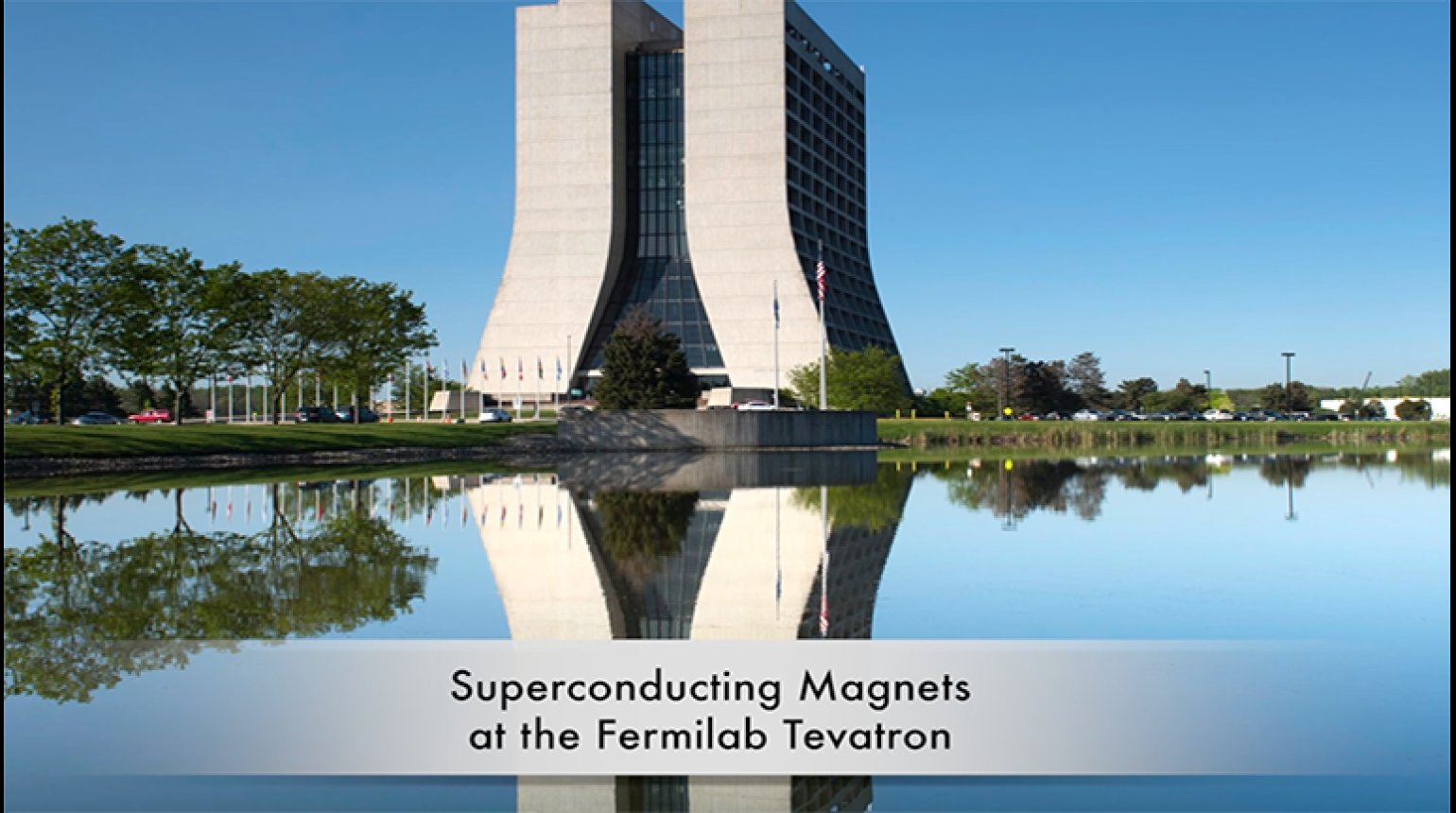 Super conducting Magnets at Fermilab Tevatron