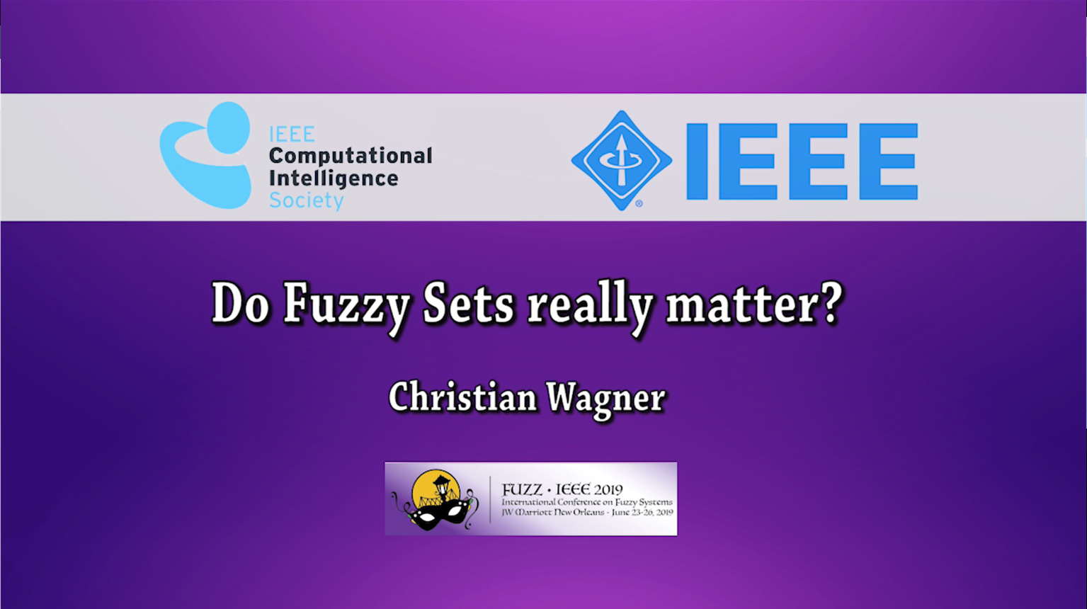 Do Fuzzy Sets Matter? An Interdisciplinary Point of View
