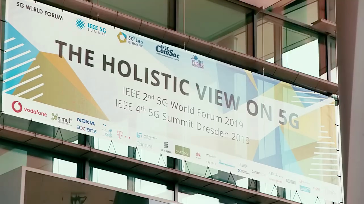 Sights and Sounds of the 2019 IEEE 5G World Forum