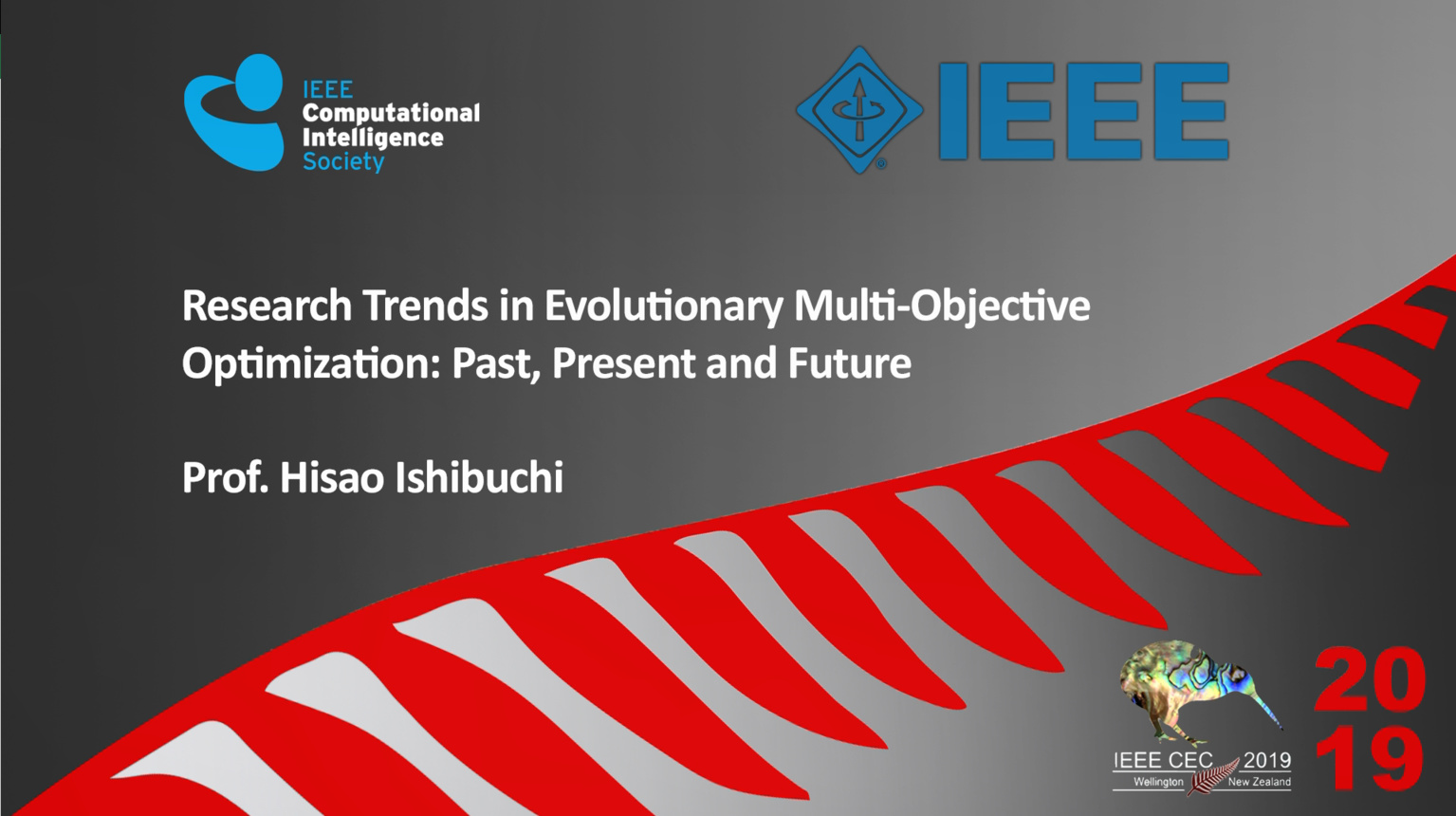 Research Trends in Evolutionary Multi-Objective Optimization: Past, Present and Future