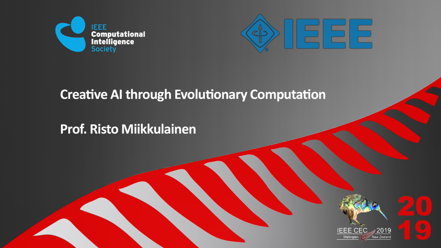 Creative AI through Evolutionary Computation