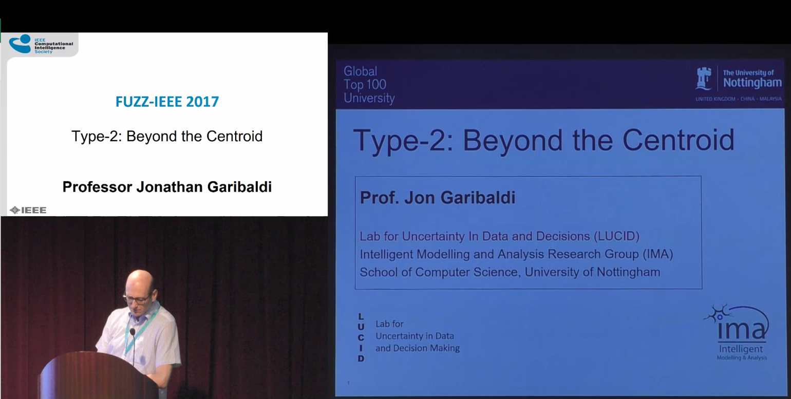 Type-2: Beyond the Centroid