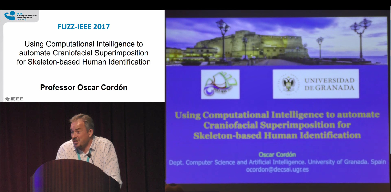 Using Computational Intelligence to automate Craniofacial Superimposition for Skeleton-based Human Identification