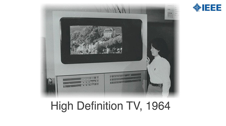 IEEE Day Milestone: HDTV