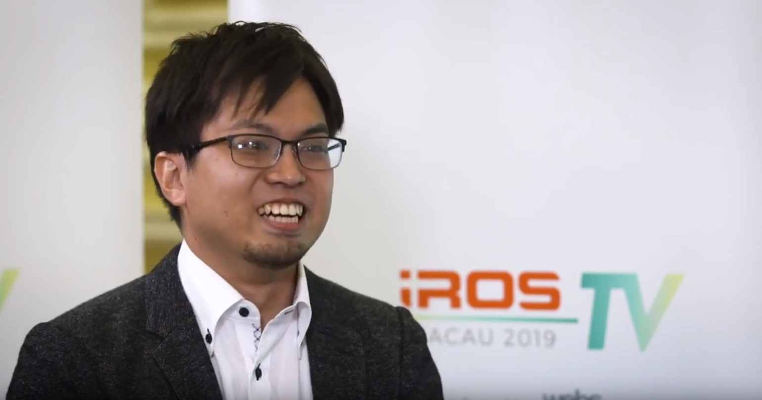 IROS TV 2019- How to Build a Robot: Vision Based Estimation of Driving Energy for Planetary Rovers