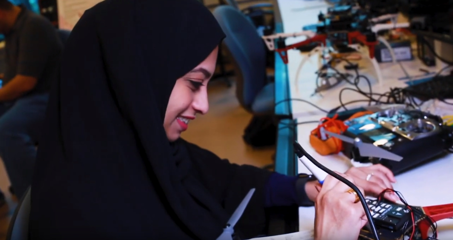 IROS TV 2019- Khalifa University Robotics Institute- Khalifa University of Science & Technology