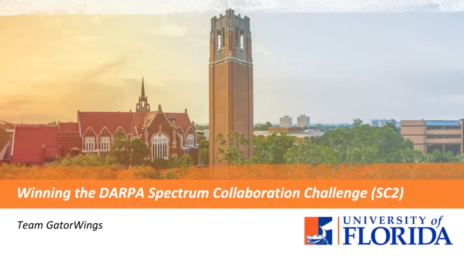 Winning the DARPA Spectrum Collaboration Challenge - IEEE Future Networks webinar