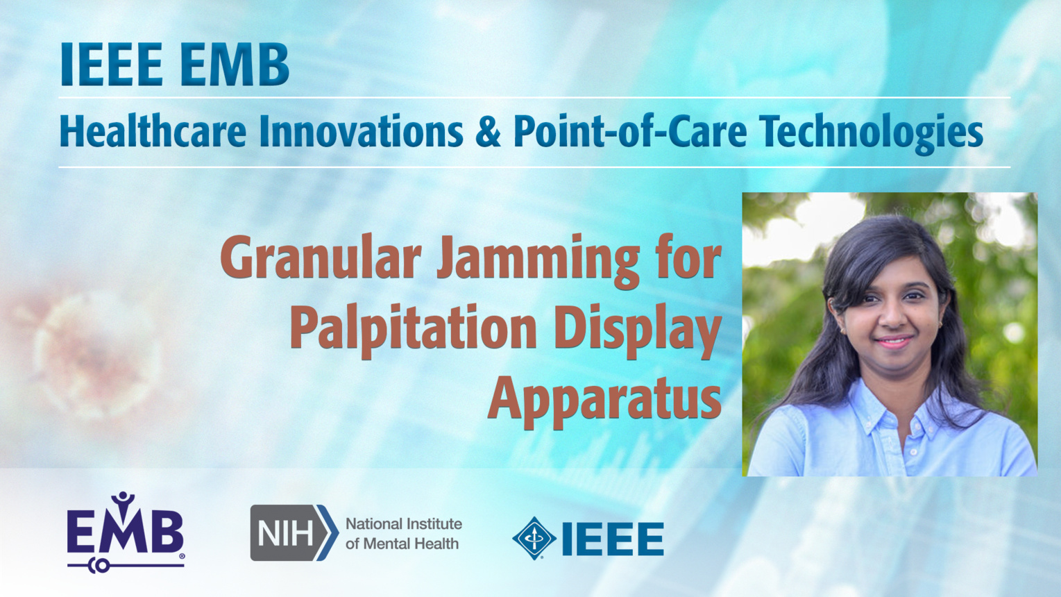 Prototyping & Feasibility of Palpitation Display Apparatus - Sakura Sikander - IEEE EMBS at NIH, 2019