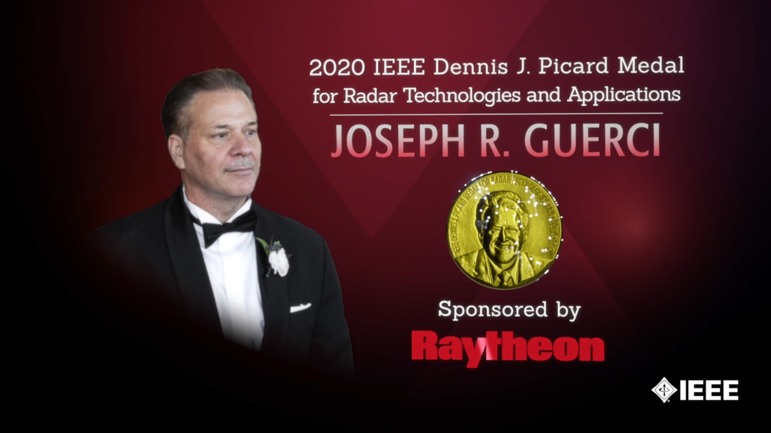 Honors 2020: Joseph R. Guerci Wins the IEEE Dennis J. Picard Medal for Radar Technologies and Applications