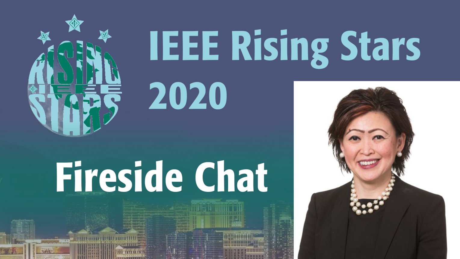 Sonita Lontoh - Fireside Chat - IEEE Rising Stars 2020