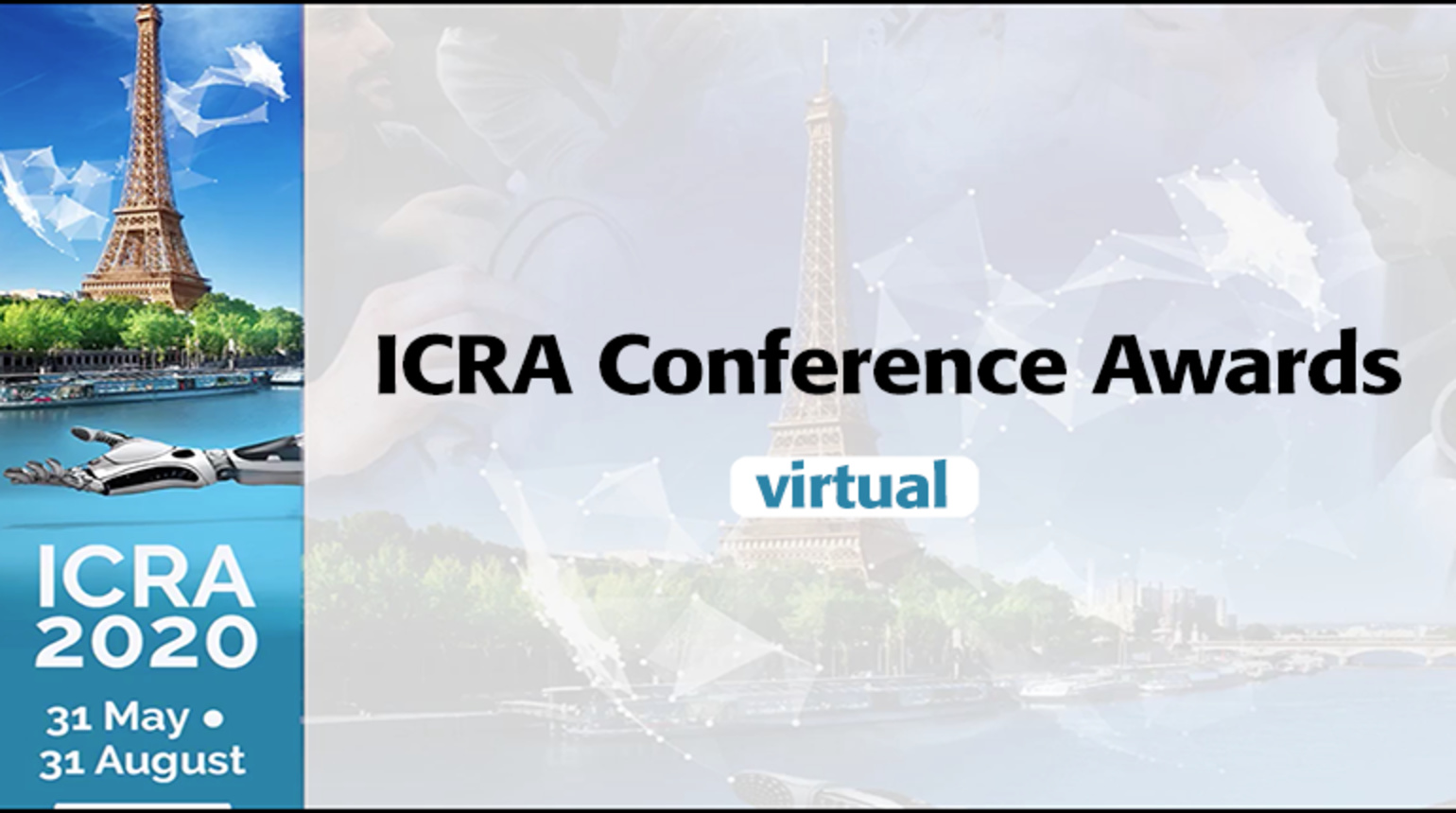 ICRA 2020 Conference Awards