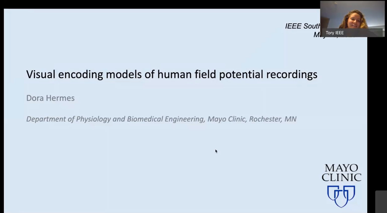 Visual Encoding Models of Human Field Potential Recordings