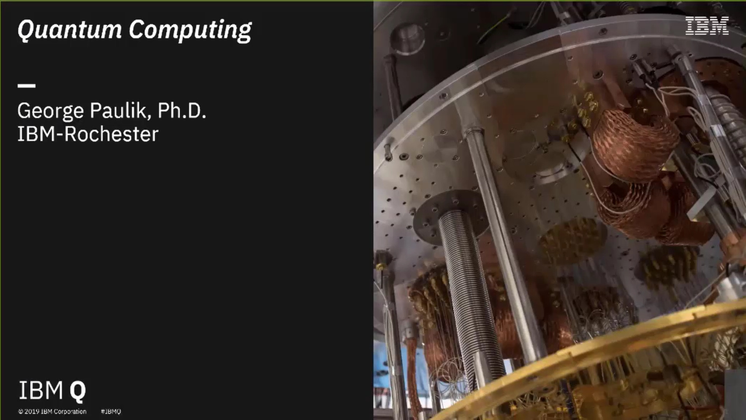 Quantum Computing & IBM Quantum Experience: An Introduction