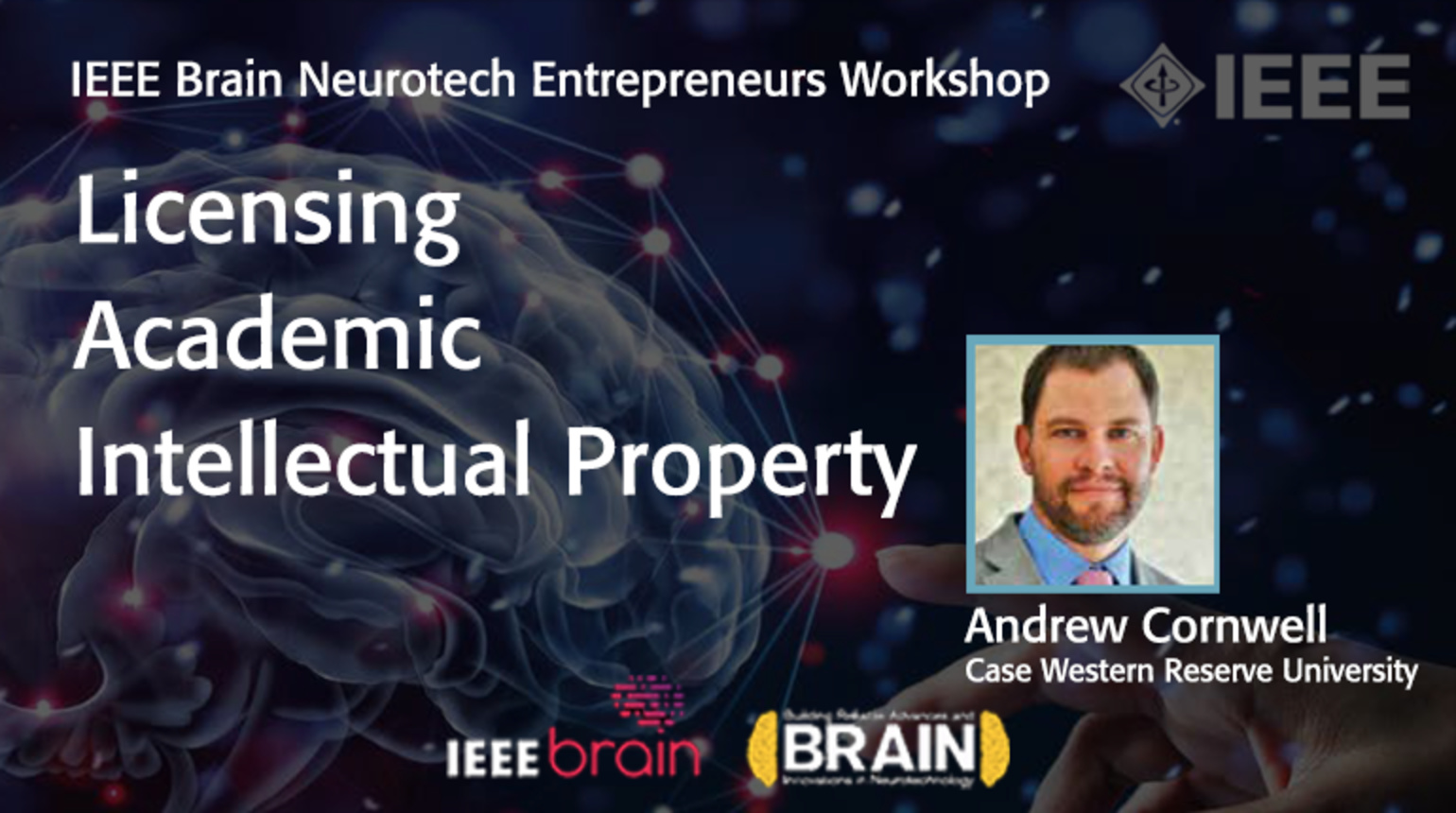 IEEE Brain: Licensing Academic Intellectual Property