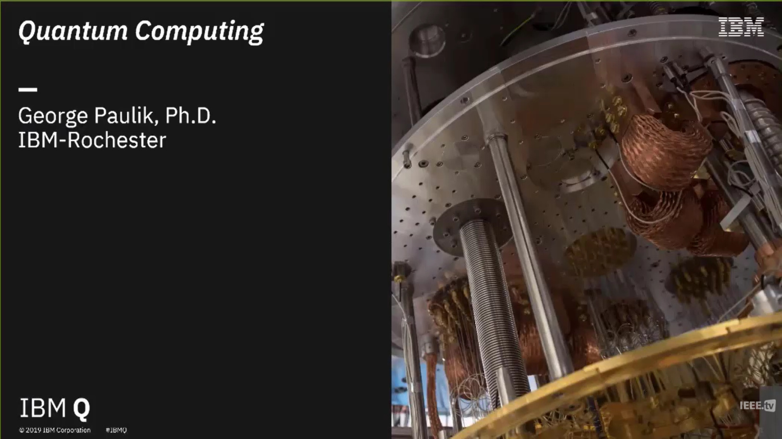 Quantum Computing and IBM Quantum Experience: An Introduction