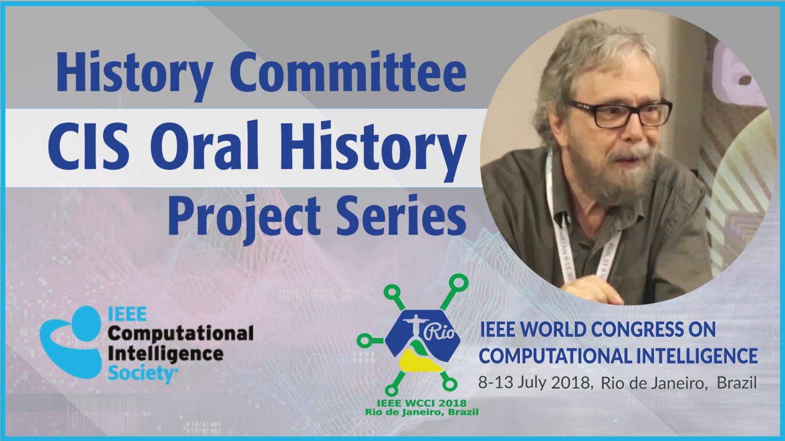 Fernando Gomide: History Committee CIS Oral History Project Series