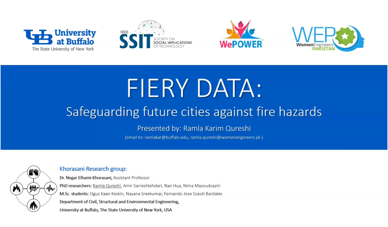 Fiery Data: Safeguarding Future Cities Against Fire Hazards | DSBC 2020