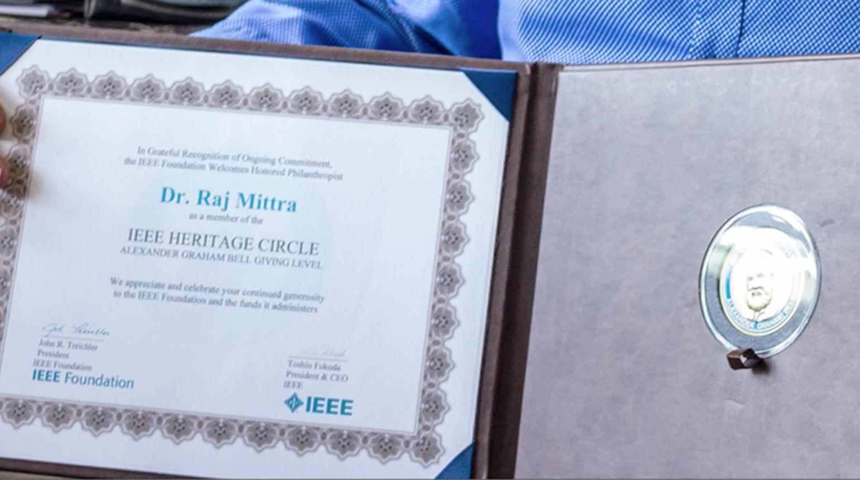 Heritage Circle - Mittra