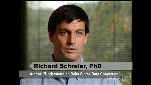Richard Schreier Ph.D: Understanding Delta Sigma Data Converters