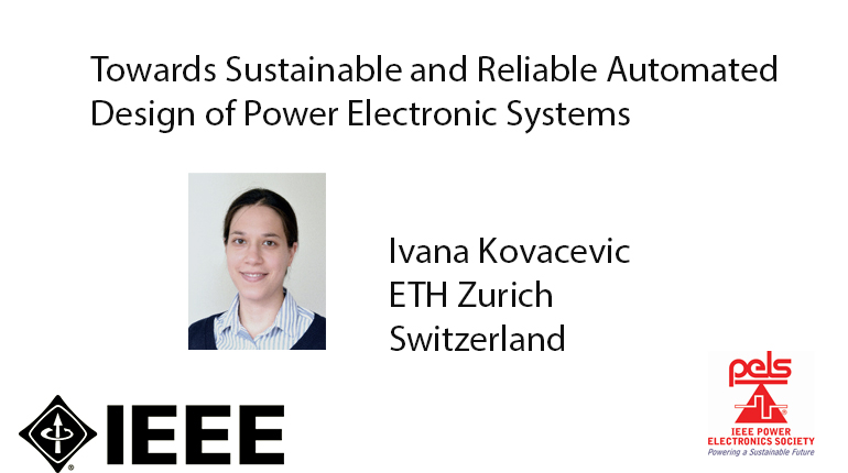 Towards Sustainable and Reliable Automated Design of Power Electronic Systems-Video